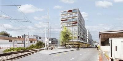 Platz für Fussgänger*innen am WSB-Bahnhof Aarau – statt 22 neue PP!