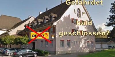 Petition für unsere «Poststelle Zwingen»