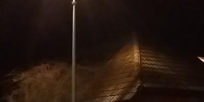 Für eine gute Nacht: Abschalten der Strassenlaternen von 1-5 Uhr nachts