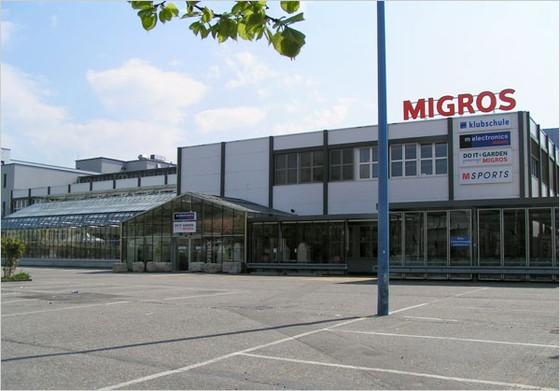 Migros Do-it and Garden muss in Olten bleiben!