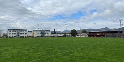 Erneuerung Sportanlage Winkel, Aarau Rohr