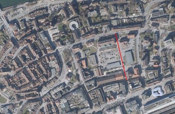 Durchquerung des Aarauer Kasernenareals für Langsamverkehr ermöglichen!