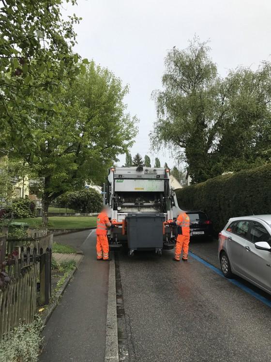 Mehr Verkehrs-Sicherheit auf der Grubenackerstrasse in Zürich-Seebach!