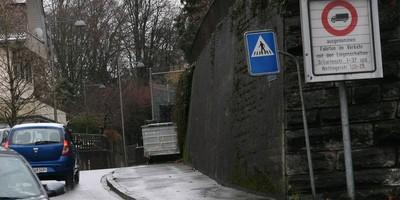 Aufhebung der Verkehrsbeschränkung für die Schartenstrasse im Teilstück Baden.