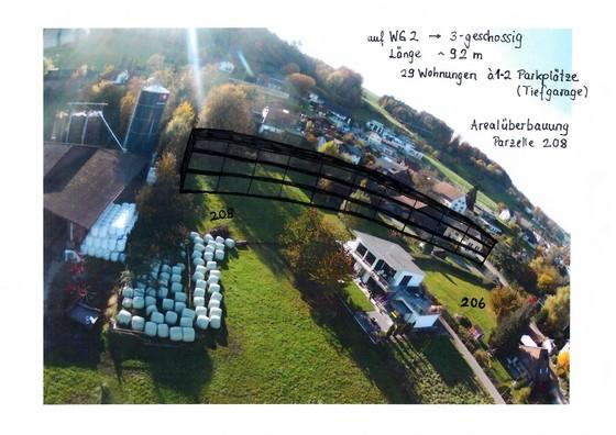 """Nein zur """"Alliswiler Staumauer"""" - Ja zum Schutz der Landschaft Hallwilersee"""