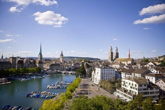Offizieller Klimanotstand für die Stadt Zürich