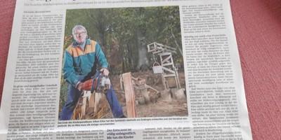 """Der """"Flügerliplatz"""" soll weiterleben"""