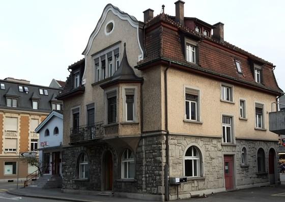 Erhalt Villa Schnebli in Baden