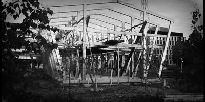 Zürich Nord / Glattpark: Der Pavillon der Wunderkammer darf nicht verschwinden!